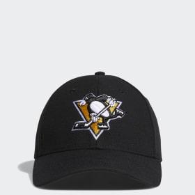 Penguins Structured Flex Cap