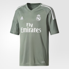 Real Madrid Torwart-Heimtrikot