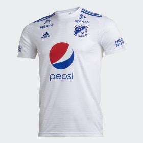 Camiseta de fútbol Millonarios FC Visitante 2018 ... 48852ac90f1
