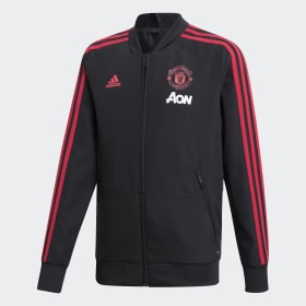 newest collection e8a1c 68959 Manchester United Presentation Jacket