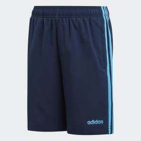 Short Essentials 3-Stripes Woven