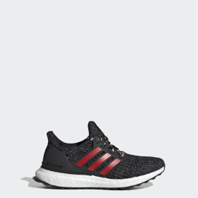 acad98f2b61f9 Black Ultraboost Running Shoes