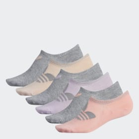 Chaussettes ultra-basses Trefoil (6 paires)