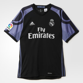 Jersey Tercer Uniforme Real Madrid