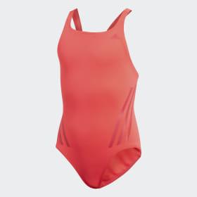 Pro V 3-Streifen Badeanzug