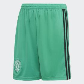 Manchester United Home Goalkeeper Shorts