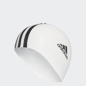 Cuffia in silicone 3-Stripes