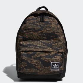 Tiger Camouflage Backpack