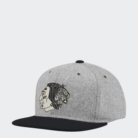 Blackhawks Strap-Back Cap