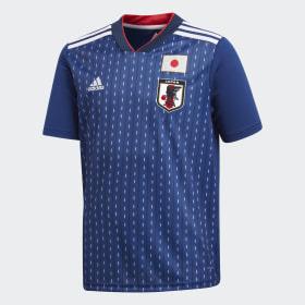 Camisa Oficial Japão 1 Infantil 2018