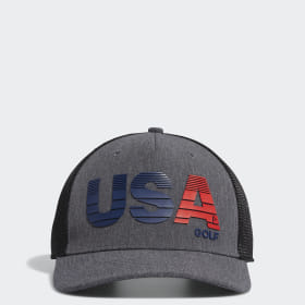 USA Golf Trucker Cap