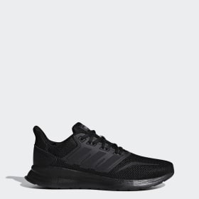 low priced 7e9d9 e99c9 Womens Black Running Shoes  adidas US