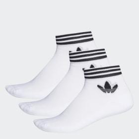 Trefoil Ankle Socks 3 Pairs