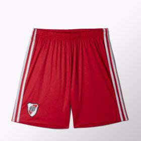 Shorts Visitante River Plate Réplica