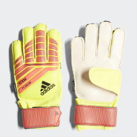 Predator Fingersave Junior Gloves