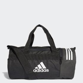 Convertible 3-Streifen Duffelbag XS
