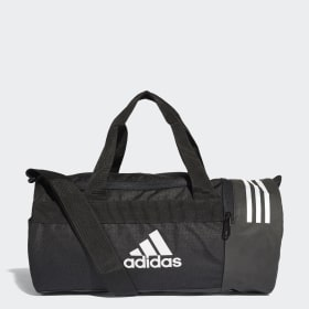Convertible 3-Stripes Duffel Bag Extra Small