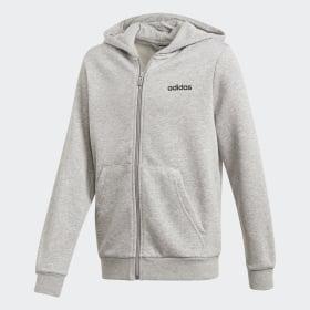 Essentials Linear hættetrøje