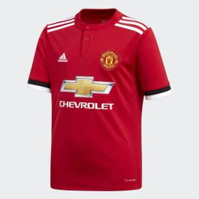 Camisa Manchester United 1 Infantil ... af20f04e74ed1