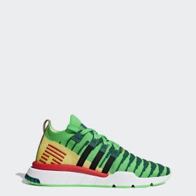 Sapatos Dragonball Z EQT Support Mid ADV Primeknit