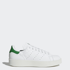 Tenis Stan Smith Bold Mujer