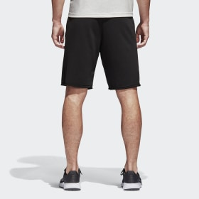 Essentials Raw-Edged Shorts