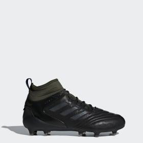 Zapatos de Fútbol GTX Copa Mid Terreno Firme