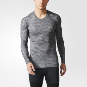 Playera Techfit Base Long Sleeve