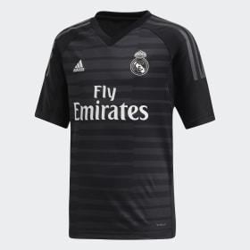 Real Madrid Goalkeeper hjemmebanetrøje