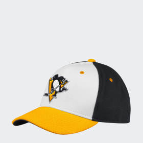 Penguins Adjustable Piqué Mesh Cap