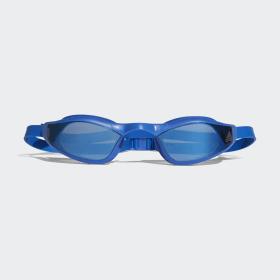 Lunettes de natation à effet miroir adidas persistar race