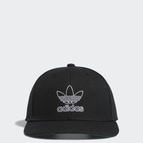 Signature Outline Snapback Hat