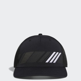 Stripe Trucker Hat