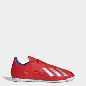 Zapatos de Fútbol X Tango 18.4 Bajo Techo