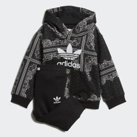 Bandana hoodiesæt