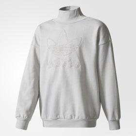 Sweatshirt Gola Redonda em Moletão Trevo