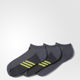 Climacool Superlite No-Show Socks 3 Pairs