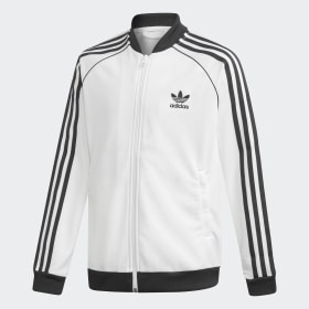 more photos b552d 99d7b White - Trefoil - Tracksuits   adidas UK