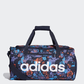 Linear Core Graphic Duffel Bag Small 74ad6ede1a