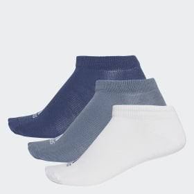 Performance No-Show Thin Socks 3 Pairs