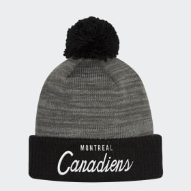 Canadiens Cuffed Pom Beanie