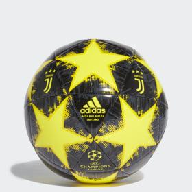 Míč Finale 18 Juventus Capitano