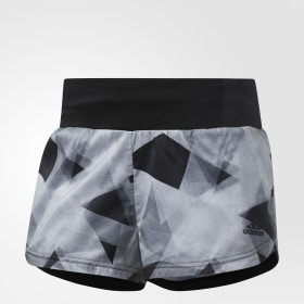 Supernova Slim Glide Printed Shorts