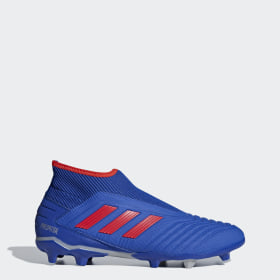 official photos 7b549 4b080 Bota de fútbol Predator 19.3 Laceless césped natural seco ...