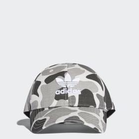 Kšiltovka Camouflage Baseball