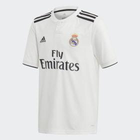 Real Madrid Hjemmetrøye