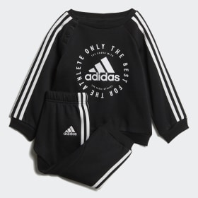 Souprava Fleece 3-Stripes Jogger
