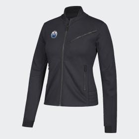 Oilers Moto Jacket