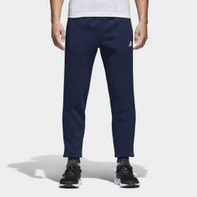 Essentials Tapered Fleecebyxor