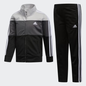 ADIDAS COLORBLOCK JACKET SET